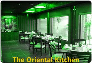 the oriental kitchen